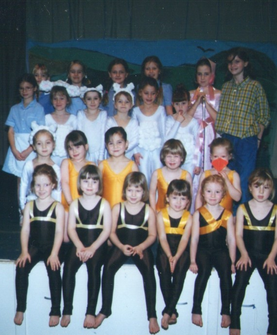 Open day Show 1998, Dance 2000 in 1999 and Open Day Show 2001