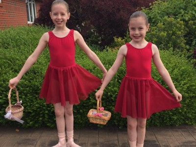 ISTD Ballet Exam Results, May 2016